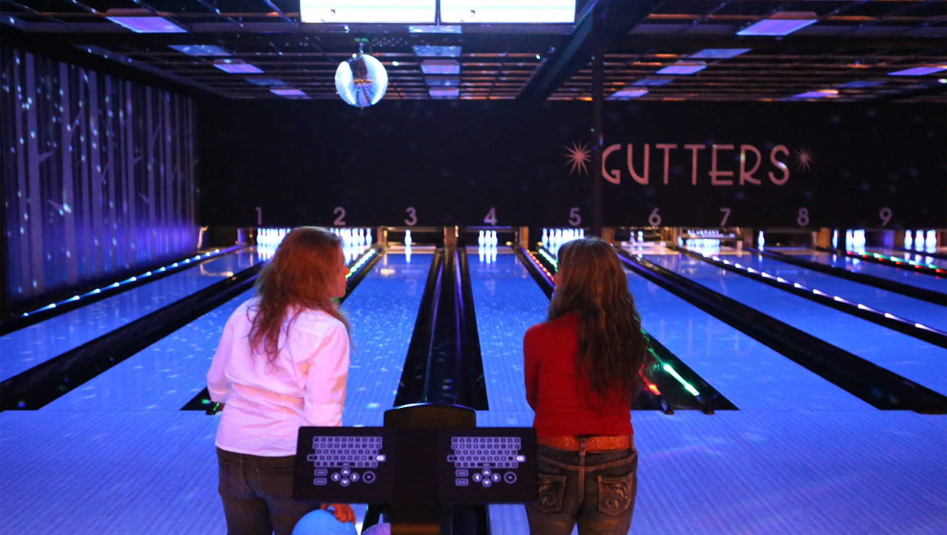 Home Taos Gutters Bowling Alley