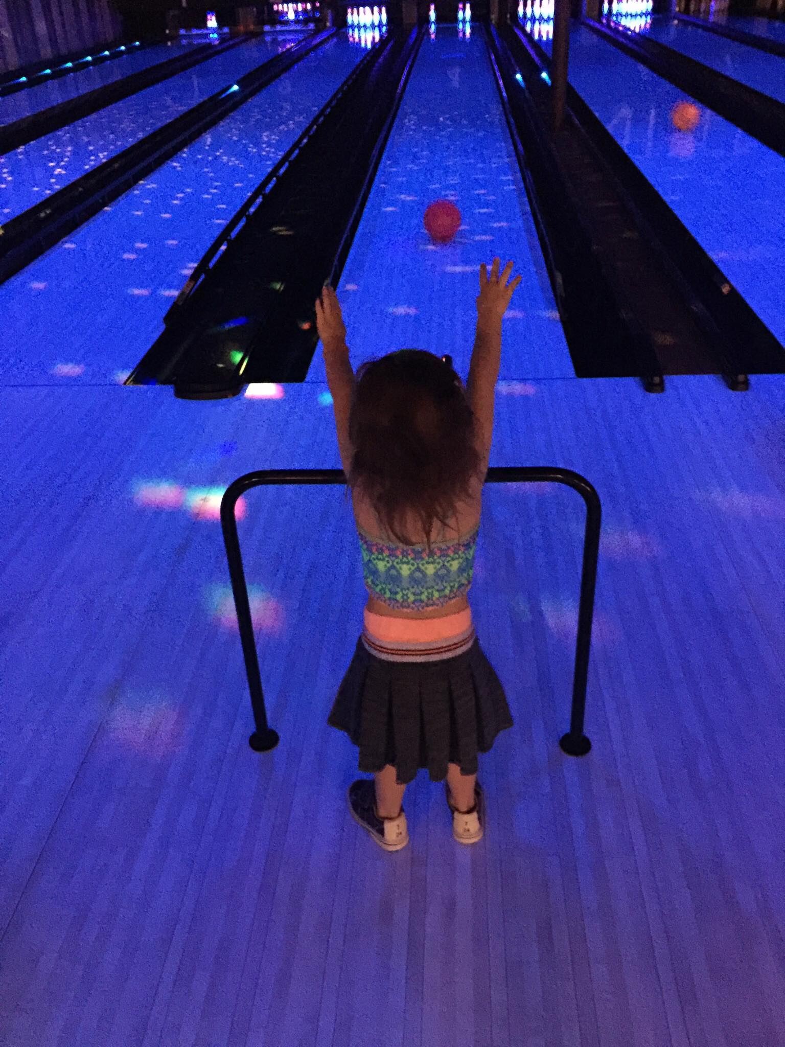 cosmic bowling taos gutters bowling alley